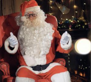 Papá Noel llega a InfoJobs para alegrarte las Navidades