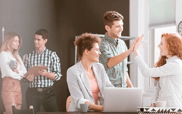 dar feedback a tus compañeros de trabajo