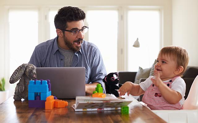 conciliar trabajo con vida familiar