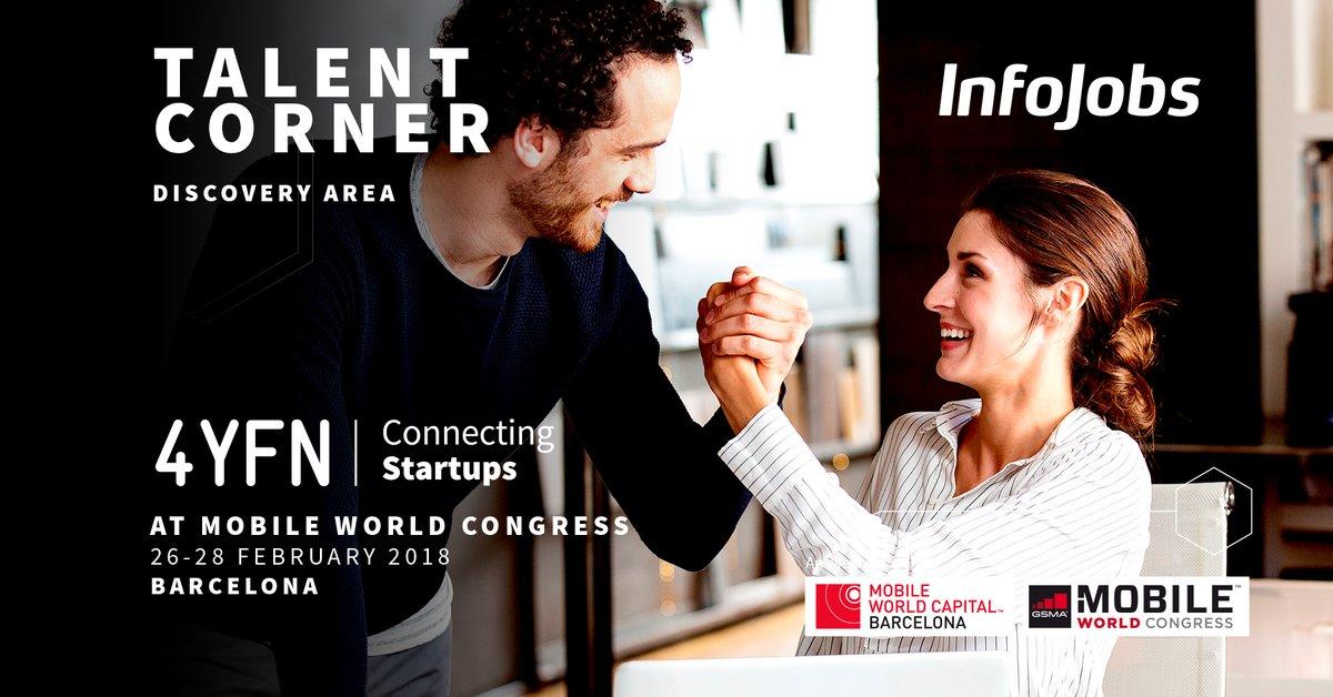 impulsa tu carrera en el mobile world congress 2018