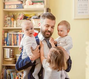 Cómo ser padre te ayuda a ser un mejor profesional