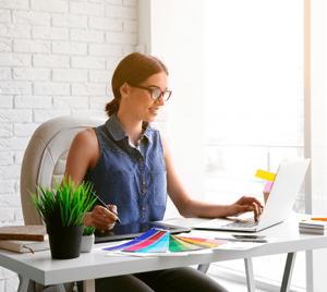 6 ideas para renovar tu espacio de trabajo en primavera