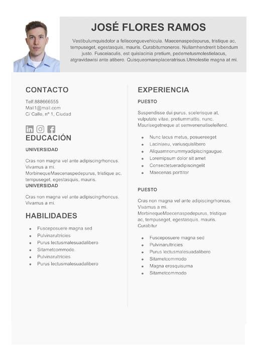 como hacer un cv 2018 argentina