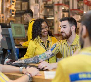 ¿Te gustaría trabajar en IKEA?