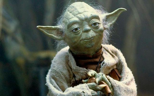 Enseñanzas de Yoda Star Wars