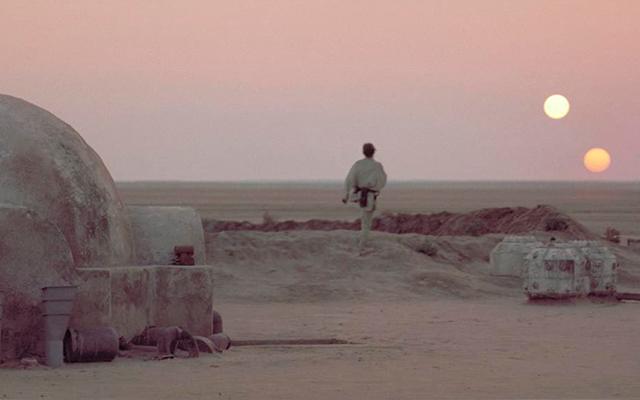 Enseñanza Luke Skywalker Star Wars
