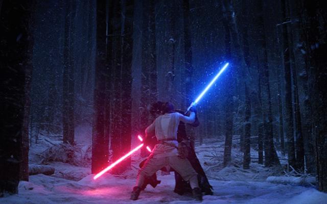 Enseñanza Kylo Ren Star Wars