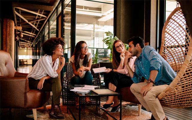 Directivos jóvenes con visión internacional