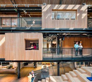 Las 10 mejores oficinas del mundo para trabajar
