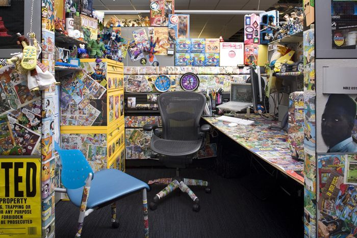Mejores oficinas para trabajar del mundo Cartoon Network