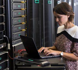 ¿Te gustaría trabajar en Hewlett Packard Enterprise?