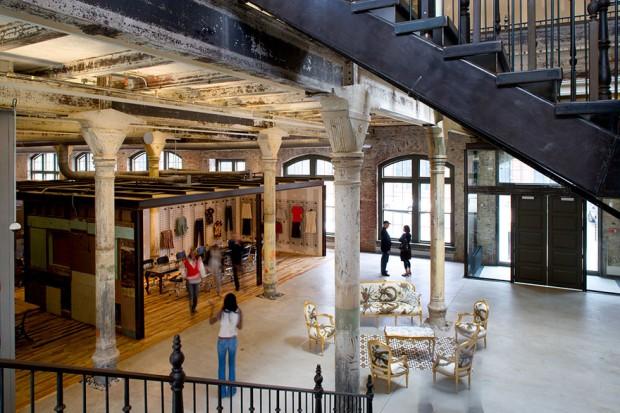 Urban Outfiters, mejores oficinas para trabajar