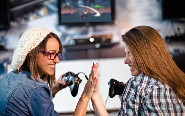 Nuevas profesiones probador de videojuegos