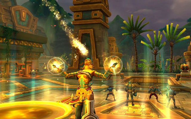 Valores de World of Warcraft para mejorar profesionalmente