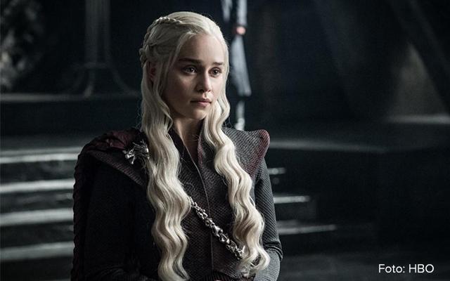 Daenerys Targaryen Triunfadora Juego de Tronos empleo