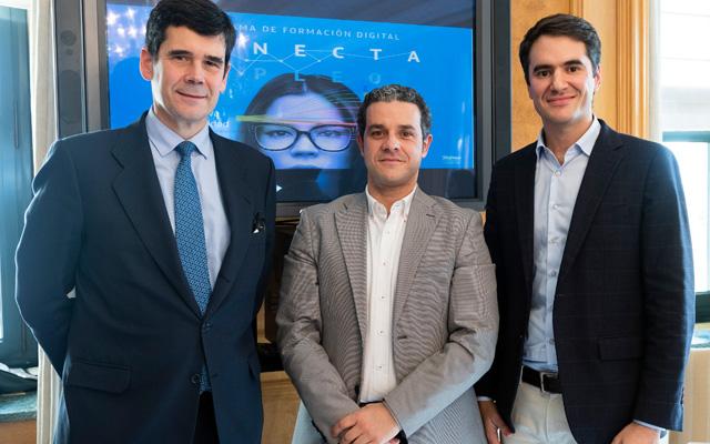 Presentación programa Conecta empleo Inteligencia artificial