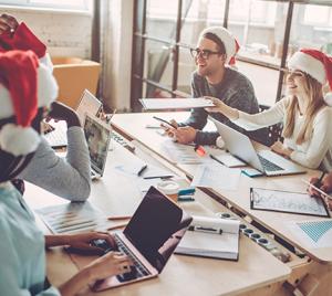 6 maneras de encontrar trabajo en Navidad