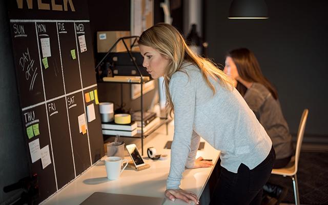 Productividad en el trabajo y gestión del tiempo