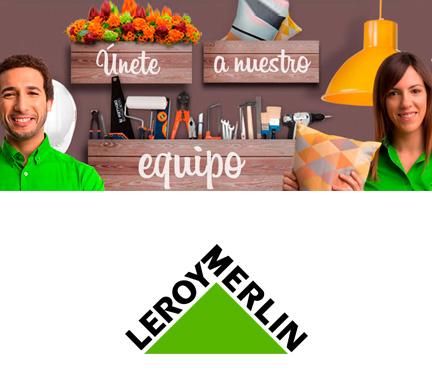 Quieres trabajar en leroy merlin ofertas de empleo for Ofertas leroy merlin