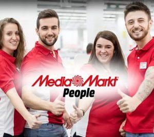 ¿Te gustaría trabajar en MediaMarkt?